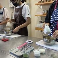 9月19日おやつファクトリー「抹茶のシフォンケーキ」