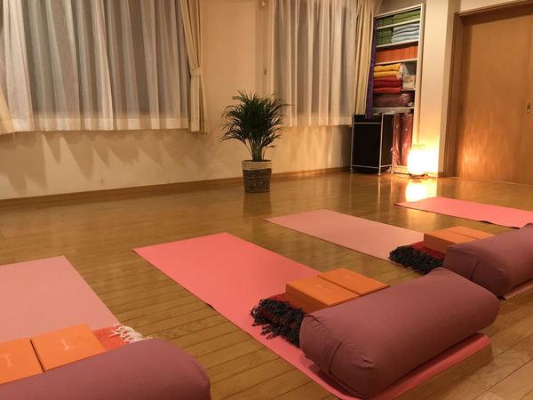 山王yogaroom