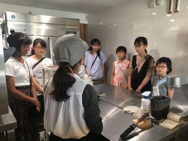 神奈川県大和市アトリエ結心訪問。ケーキ屋さん見学会