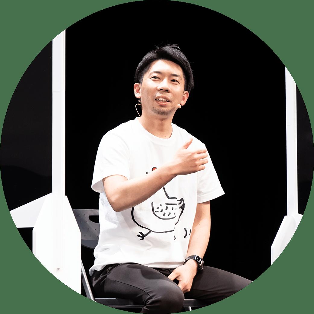 有限会社竹鶏ファーム 志村氏
